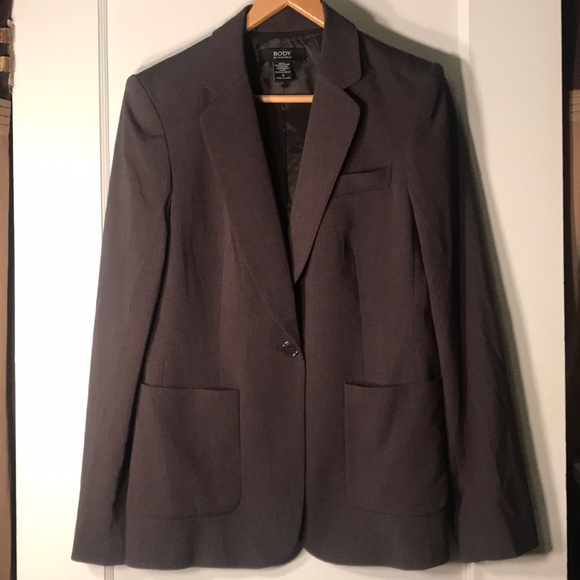 Victoria's Secret Jackets & Blazers - VS Body by Victoria One Button Blazer - Size 12